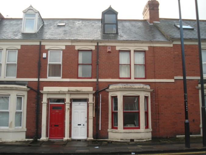 187 Osborne Road, Newcastle upon Tyne, Tyne And Wear, NE2 3JT