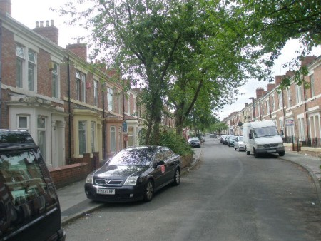Dilston Road, Arthur's Hill