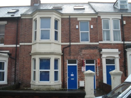 Rothbury Terrace, Heaton