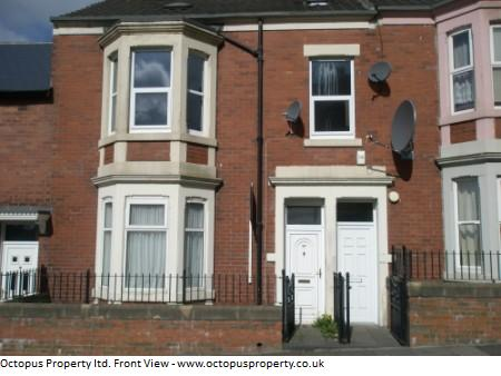 Strathmore Crescent, Benwell