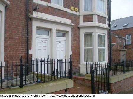Gerald Street, Benwell