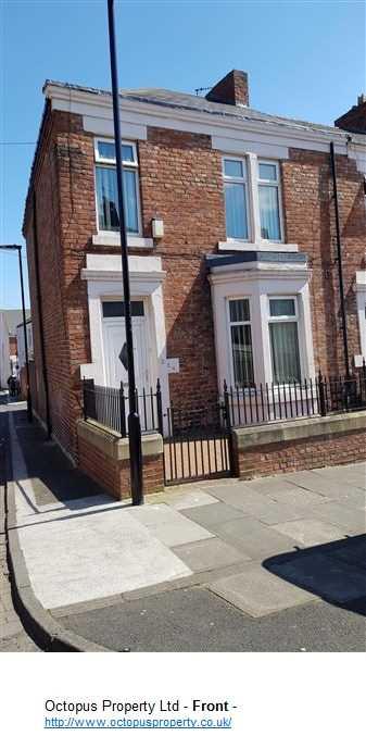 Clara Street, Benwell