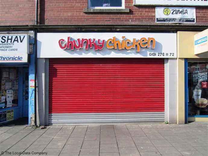 Chillingham Road, Heaton