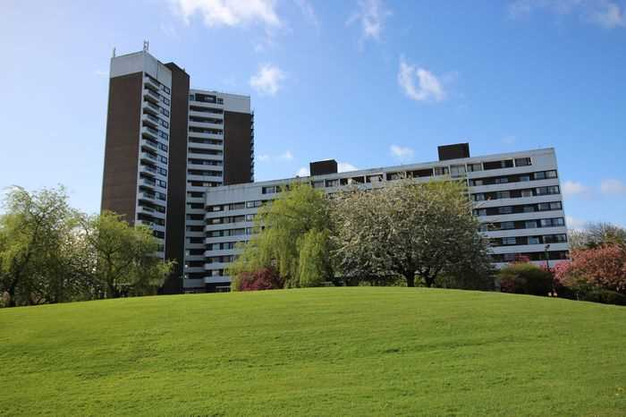 Montagu Court, Gosforth