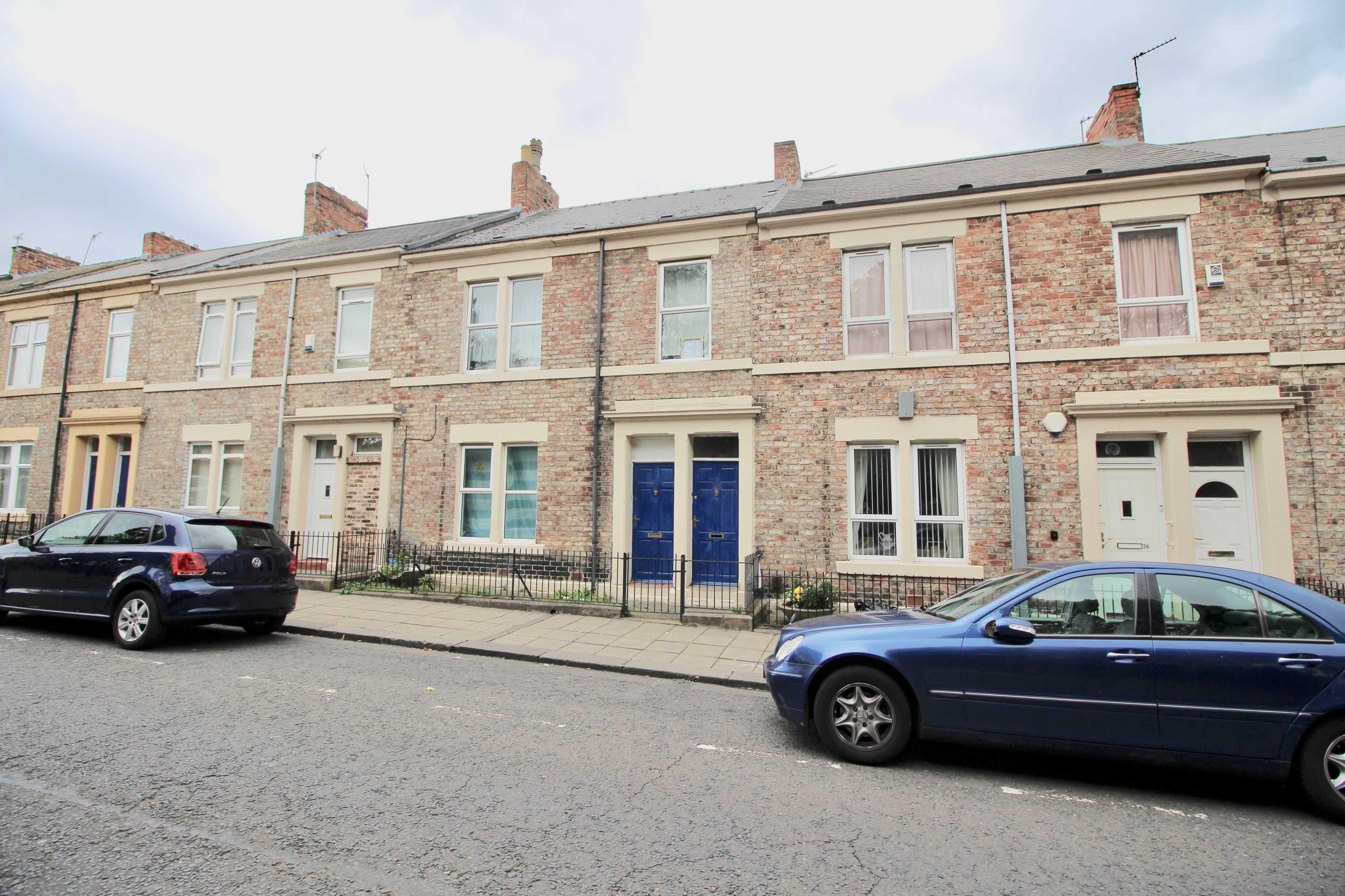 Beaconsfield Street, Arthur's Hill