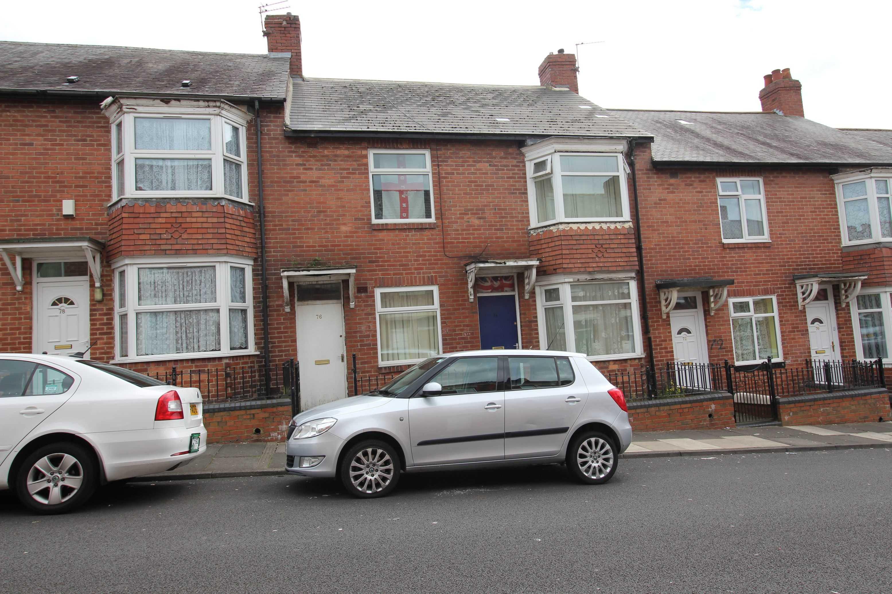 Canning Street, Benwell